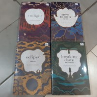 Paket Novel The Twilight Saga - Stephenie Meyer