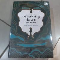 Novel Breaking Dawn (Awal yang Baru) (The Twilight Saga #4)