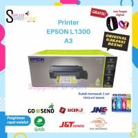 printer epson l1300 bisa print A3