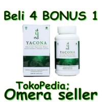 YACONA | Obat Herbal Mengatasi Diabetes / Kencing Manis Asli Herbal