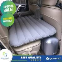 Kasur Mobil Portable FREE POMPA + BANTAL | Matras Mobil Mudah Dibawa