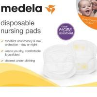 Breastpad Medela SATUAN breast pad disposable nursing pads murah