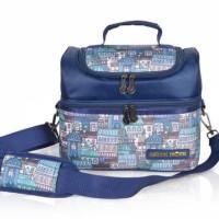 Natural Mom Cooler Bag Sling Tokyo Bag / Tas Asi Bayi murah