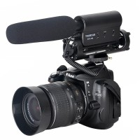 Microphone Kamera DSLR / CAMCORDER / AUDIO RECORDER Takstar SGC-598