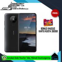 Nokia 5.3 Smartphone 6GB/64GB Android 10 Garansi Resmi Peningkatan Sof