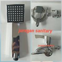 Shower Mandi + Kran Cabang MURAH MERIAH