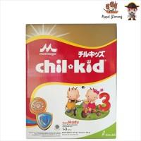 Morinaga Chil Kid Reguler 1600 gram Madu (4 x 400 gram)