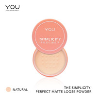 YOU The Simplicity Perfect Matte Loose Powder by You Makeups