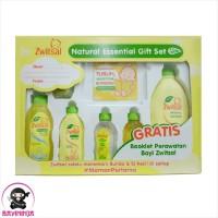 ZWITSAL BABY Natural Essential Gift Set Box Paket Kelahiran