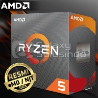 AMD Ryzen 5 3500 3,6Ghz - 4,1Ghz / 6 Core + 6 Thread - AM4