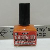 Mr. Weathering Color Rust Orange