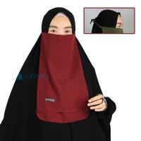 Cadar Tali 2 Layer Sifon Premium Alsyahra Exclusive