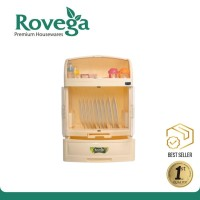 Rovega Rak Piring Plastik Pladys CR Premium Dish Cabinet (Food Grade)