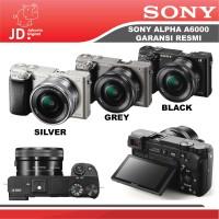 Sony Alpha A5100 Kit 16-50mm F/3.5-5.6 OSS - @5100 Garansi Resmi