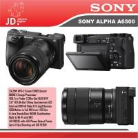 Sony Alpha A6500 Kit 18-135mm OSS GARANSI RESMI