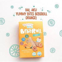 Yummy Bites Beberoll 40gr - ORANGE