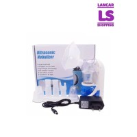 Alat Terapi Pernafasan Alat Uap Nebulizer Ultrasonic Portable OKA 517