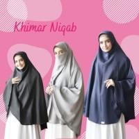 French Khimar Niqob Khini Instan New Product Non Pet / French Khimar