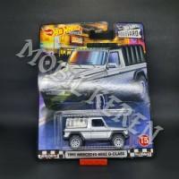 Hot Wheels Premium Boulevard 1991 Mercedes-benz G-Class