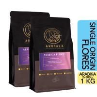 ARUTALA Kopi Flores Bajawa Arabika Arabica Coffee 1KG