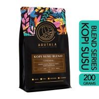 ARUTALA Kopi Susu Blend - For Kekinian Coffee - 200 gram - Biji