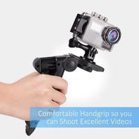 Action Cam Portable Tripod 2 in 1 - GoPro YiCam Brica SJCAM