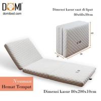 Domi Trifold Mattress 80 x 200 cm - Kasur Busa Lipat Tiga