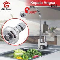 GM Bear Kepala Keran Angsa Cuci Piring Dapur 1192-Faucet Bubler