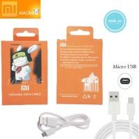 Kabel Data Xiaomi Micro Usb Ori Fast Charging Kabel Casan Micro Ori