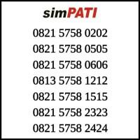Nomor Cantik Simpati Kartu Perdana Telkomsel Nomer Cantik 5758