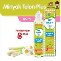 My Baby Minyak Telon Plus 85mL