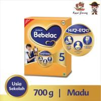 Bebelac 5 Honey Susu Bubuk 700 gram