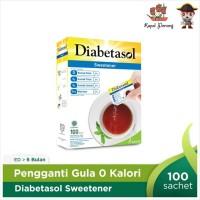 Diabetasol Zero Calorie Sweetener 100s