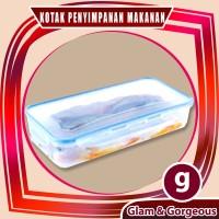 Kotak Organizer Bahan Makanan Untuk Lemari Es KMP001 - Pack Bubblewrap