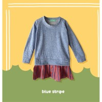 Sweater Anak Perempuan 1-10 tahun / Outer Anak / OXY SWEATER