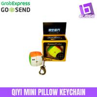 Rubik 2x2 - Qiyi keychain pillow 2x2 - QiYi 2x2 Pillowed Stickerless