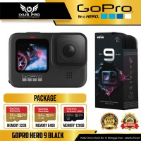 GoPro Hero 9 Black Action Camera Kamera Vlogging 5K 20MP