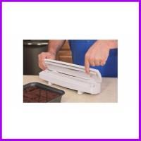 Pemotong Plastik Wraptastic Food Dispenser Wrapping Warptastic Plastic