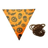 Scoop Dekorasi Halloween Garlan Bendera 53390502
