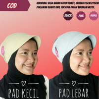 Ciput Pad/Topi By mysha Hijab Best Seller