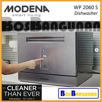 Mesin Pencuci Piring MODENA WP 2060 S / MODENA Dishwasher WP 2060 S