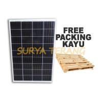 Panel Surya 120wp Monocrystalline Harga Promo