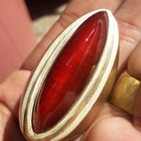 batu cincin batu akik pandan merah jamblang pandan merah nanas