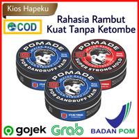 Tata Pomade Styling For Dandruff Hair Easy Wash/Water Based 75gr - Dandruff Hair