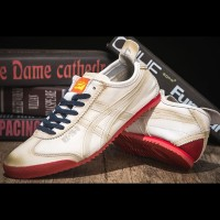 Sepatu Onitsuka Tiger Carbon Cream Red - ORIGINAL BNIB