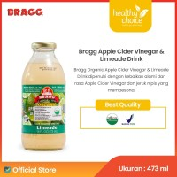 Bragg Organic Apple Cider Vinegar Drink & Limeade 473 ml