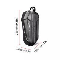 Tas Depan Sepeda Xiaomi M365 | Sepeda Lipat | Seli |Original| Wild Man - 2 liter
