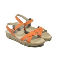 Belisa Girls - Sepatu Sandal Wanita DIN Orange - 36