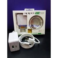 Original Fast Charger Oppo Garansi Resmi - Travel Adapter Oppo Asli