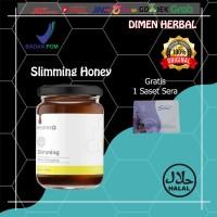 Madu Slimming Honey Essenzo 250 ML Obat Diet Detox Pelangsing Herbal